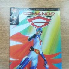 Cómics: COMANDO G #3. Lote 193365797