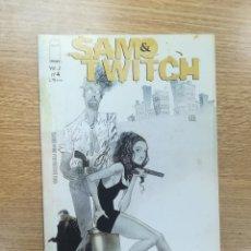 Cómics: SAM & TWITCH VOL 2 #4. Lote 193709093