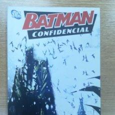 Cómics: BATMAN CONFIDENCIAL #7 EL MURCIELAGO Y LA BESTIA. Lote 193709388