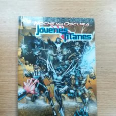 Cómics: JOVENES TITANES TOMO #3 LA NOCHE MAS OSCURA. Lote 193709448