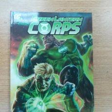 Comics: GREEN LANTERN CORPS GUERREROS ESMERALDA. Lote 193709471