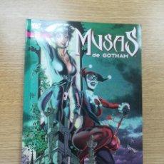 Cómics: MUSAS DE GOTHAM #2 ELEGIR UN BANDO. Lote 193709550