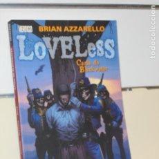Comics : COLECCION VERTIGO LOVELESS Nº 3 CAIDA DE BLACKWATER BRIAN AZZARELLO - PLANETA. Lote 194141037