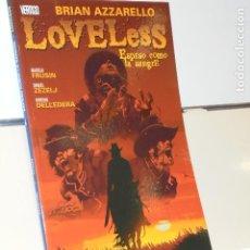Comics : COLECCION VERTIGO LOVELESS Nº 2 ESPESO COMO LA SANGRE BRIAN AZZARELLO - PLANETA. Lote 194141217