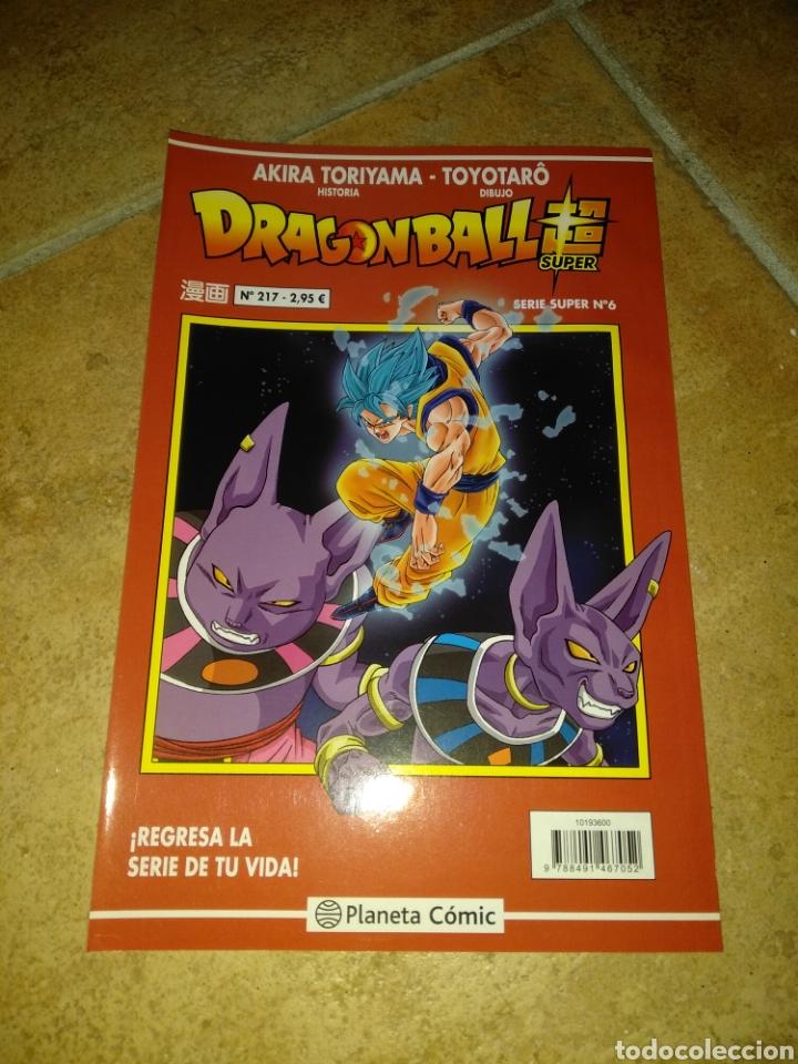 DRAGON BALL SUPER 6 (Tebeos y Comics - Planeta)