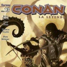 Cómics: CONAN. LA LEYENDA Nº 13 EDITORIAL PLANETA DEAGOSTINI. Lote 194264017