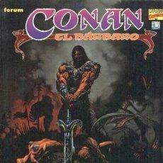 Cómics: NOVELAS GRAFICAS CONAN COLOR CONAN EL DEPREDADOR. Lote 194264108