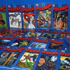 Cómics: COMICS COLECCION COMPLETA SPIDERMAN 2 PLANETA 1 AL 40 -BUEN ESTADO. Lote 194268533