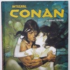 Cómics: CONAN INTEGRAL DE BRIAN WOODS (ED. PLANETA, 2019). Lote 194272307