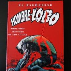Cómics: EXCELENTE ESTADO EL ASOMBROSO HOMBRE LOBO 3 PLANETA. Lote 194275852