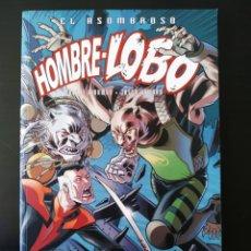 Cómics: DE KIOSCO EL ASOMBROSO HOMBRE LOBO 4 PLANETA TOMO. Lote 194276173