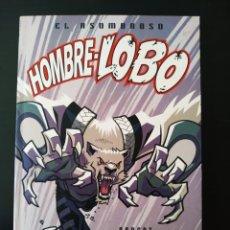 Cómics: DE KIOSCO EL ASOMBROSO HOMBRE LOBO 1 PLANETA TOMO. Lote 194278286