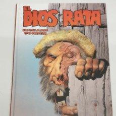 Cómics: EL DIOS RATA - RICHARD CORBEN / PLANETA COMIC. Lote 194312926