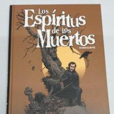 Cómics: LOS ESPIRITUS DE LOS MUERTOS- RICHARD CORBEN - EDGAR ALLAN POE / PLANETA COMIC. Lote 194313040