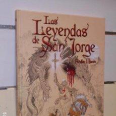 Cómics: LAS LEYENDAS DE SAN JORGE - ESTEBAN MAROTO - PLANETA OFERTA. Lote 194319608