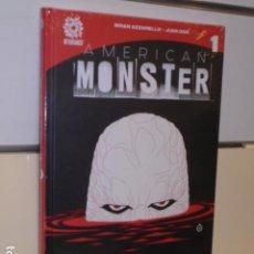 Cómics: AMERICAN MONSTER Nº 1 - PLANETA OFERTA. Lote 194319910