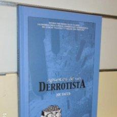Cómics: APUNTES DE UN DERROTISTA - JOE SACCO - PLANETA OFERTA. Lote 194321145