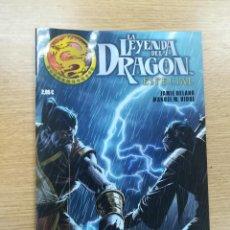 Cómics: LA LEYENDA DEL DRAGON ESPECIAL. Lote 194329525