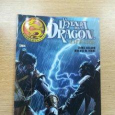 Cómics: LA LEYENDA DEL DRAGON ESPECIAL. Lote 194329532