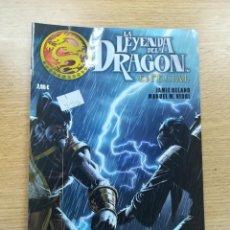 Cómics: LA LEYENDA DEL DRAGON ESPECIAL. Lote 194329533
