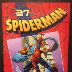 Cómics: SPIDERMAN COLECCIONABLE VOL.1 N.27 HASTA QUE LA MUERTE NOS SEPARE . ( 2002/2003 ).. Lote 194688275