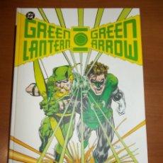 Cómics: GREEN LANTERN GREEN ARROW - ABSOLUTE PLANETA. Lote 194880040