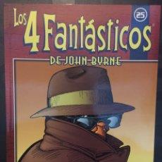 Cómics: LOS 4 FANTASTICOS DE JOHN BYRNE COLECCIONABLE N.25 VUELTA A CASA . ( 2002 ).. Lote 194881761