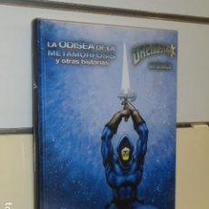 Cómics: CARTONÉ DREADSTAR LA ODISEA DE LA METAMORFOSIS Y OTRAS HISTORIAS JIM STARLIN - PLANETA - OCASION. Lote 194882883