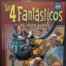 Cómics: LOS 4 FANTASTICOS DE JOHN BYRNE COLECCIONABLE N.24 CULTO AL HEROE . ( 2002 ).. Lote 194883428
