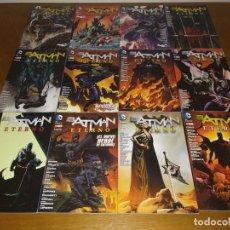 Cómics: BATMAN - ETERNO COMPLETA 12 TOMITOS . Lote 194883618