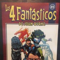 Cómics: LOS 4 FANTASTICOS DE JOHN BYRNE COLECCIONABLE N.23 EL HOMBRE QUE SOÑÓ EL MUNDO . ( 2002 ).. Lote 194883940