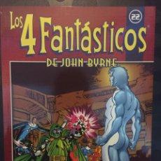 Cómics: LOS 4 FANTASTICOS DE JOHN BYRNE COLECCIONABLE N.22 CÍRCULO COMPLETO . ( 2002 ).. Lote 194884565