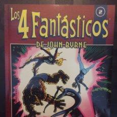 Cómics: LOS 4 FANTASTICOS DE JOHN BYRNE COLECCIONABLE N.2 4 CONTRA EGO . ( 2002 ).. Lote 194896856