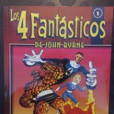 Cómics: LOS 4 FANTASTICOS DE JOHN BYRNE COLECCIONABLE N.1 RETORNO A LOS ORIGENES . ( 2002 ).. Lote 194896995