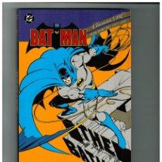 Cómics: CLÁSICOS DC: BATMAN - Nº.6. PLANETA 2010. NUEVO.. Lote 194898818