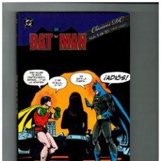 Cómics: CLÁSICOS DC: BATMAN - Nº.5. PLANETA 2010. NUEVO.. Lote 194898898