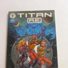 Cómics: TITAN A.E. - DARK HORSE COMICS - PLANETA - TITAN AE CX43. Lote 194910643