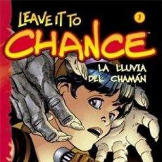 Cómics: LEAVE IT TO CHANCE EDITORIAL COMPLETA 3 Nº. PLANETA-DEAGOSTINI. Lote 194917420