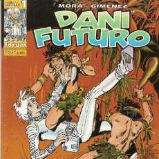 Cómics: DANI FUTURO EDITORIAL Nº.1 PLANETA-DEAGOSTINI. Lote 194918865