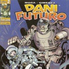 Cómics: DANI FUTURO EDITORIAL Nº.2 PLANETA-DEAGOSTINI. Lote 194919002