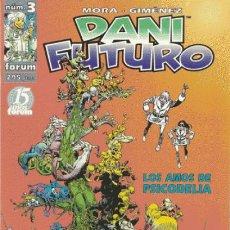Cómics: DANI FUTURO EDITORIAL Nº.3 PLANETA-DEAGOSTINI. Lote 194919093