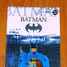 Cómics: BATMAN : AÑO DOS [COLECCIONABLE BATMAN ; 02]. Lote 194920698