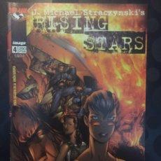 Cómics: RISING STARS N.4 MÁSCARAS . IMAGE . TOP COW . ( 2000/2002 ).. Lote 194966263