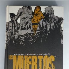 Cómics: COMIC LOS MUERTOS VIVIENTES LIBRO DOS KIRKMAN-ADLARD-RATHBURN. Lote 194973877