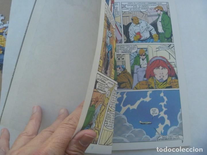 Cómics: MARVEL COMICS: X - MEN , Nº 31 : EL REGALO. PLANETA DEAGOTINI . ¡OJO!, ERROR, PAGINAS EN BLANCO - Foto 2 - 195011042