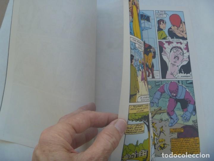 Cómics: MARVEL COMICS: X - MEN , Nº 31 : EL REGALO. PLANETA DEAGOTINI . ¡OJO!, ERROR, PAGINAS EN BLANCO - Foto 3 - 195011042