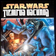 Cómics: STAR WARS TIEMPOS OSCUROS 3. Lote 195276186