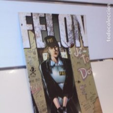 Cómics: FELON Nº 4 DE 4 GREG RUCKA IMAGE - PLANETA. Lote 195415522