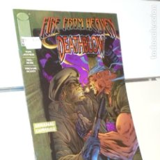 Cómics: FIRE FROM HEAVEN DEATHBLOW CAPITULO 3 WORLD COMICS IMAGE - PLANETA. Lote 195416131
