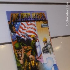 Cómics: FIRE FROM HEAVEN CAPITULO 4 WORLD COMICS IMAGE - PLANETA. Lote 195416287